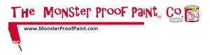 Monster Proof Paint logo