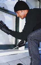 Burglar via Flickr
