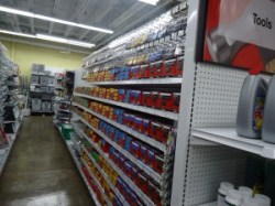 Baltimore's Newest Ace Hardware :: Fastener Aisle