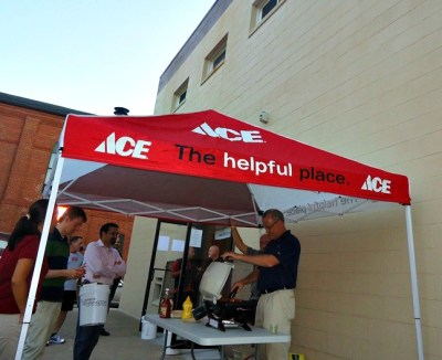 Canton Ace Hardware Grand Opening