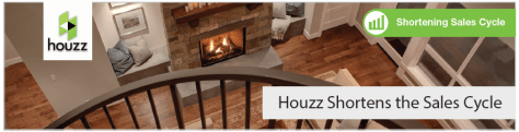 Houzz Shortening the Sales Cycle for Pros