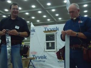 Greg Burnet & Bill Robinson @ the Remodeling Show