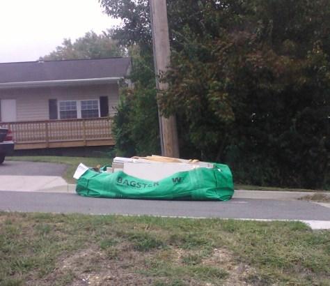 bagster bag in beltsville