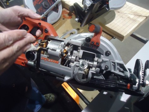 Inner workings a worm drive saw JLC Live