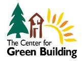 The Center for Green Building Logo
