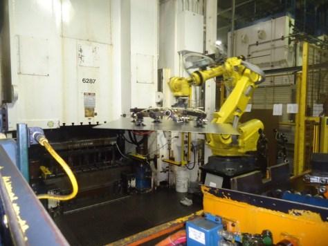 Robotics John Deere Horicon Works