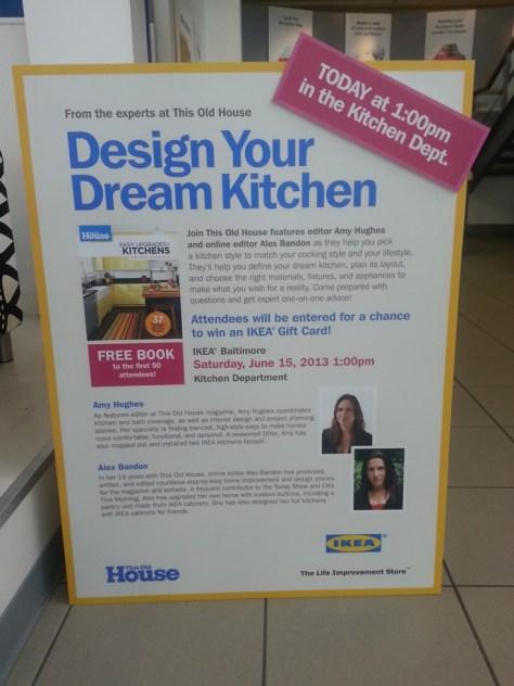 Ikea Design Your Dream Kitchen