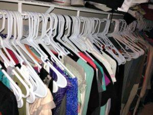 common walk in closet