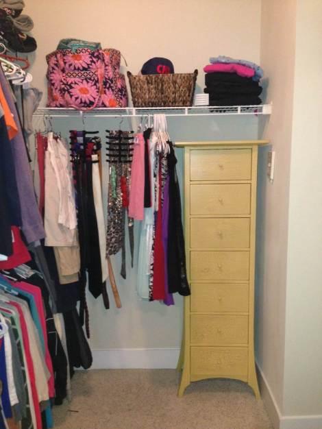 Incorporate Furniture in the MultiPurpose Walk-in Closet