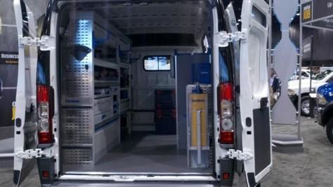 Dodge Van Bosch Loaded
