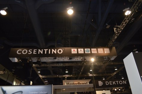 Cosentino booth @ KBIS 2014
