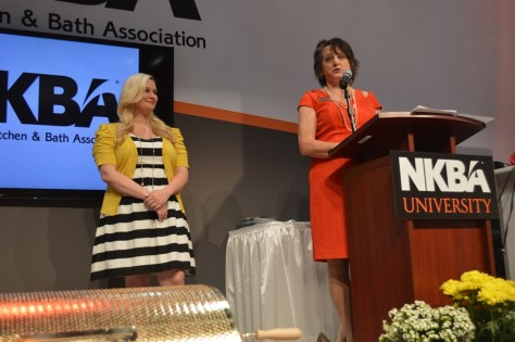 Stacy Naquin at left