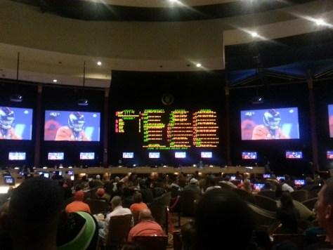 Super Bowl at Caesars Palace