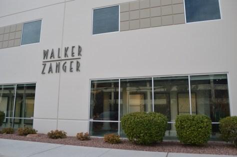 Walker Zanger Las Vegas Showroom