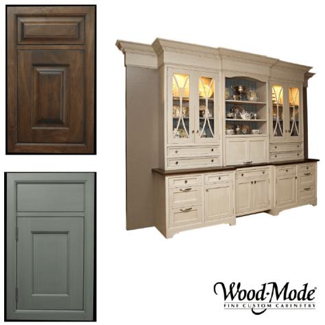 Wood-Mode Alexandria door style