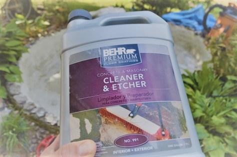 Behr Cleaner Etcher