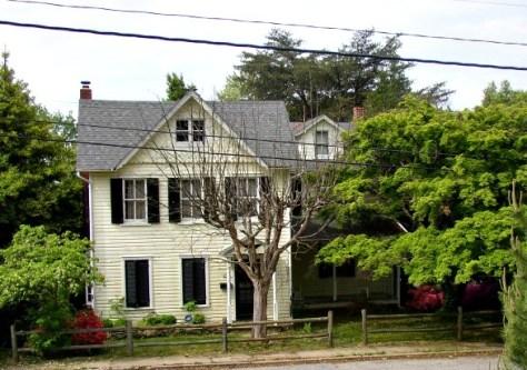 Antique Wood Window Shutters - Settlement Day