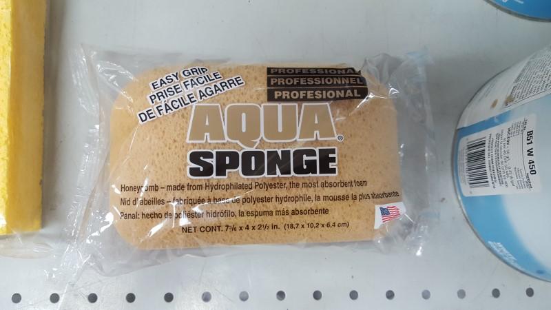 Polyester Sponge for Wallpapering