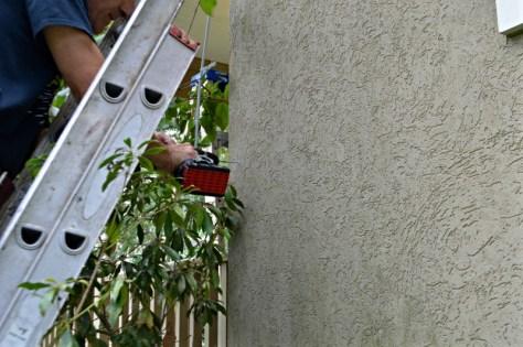 Installing Masonry Wall Anchors
