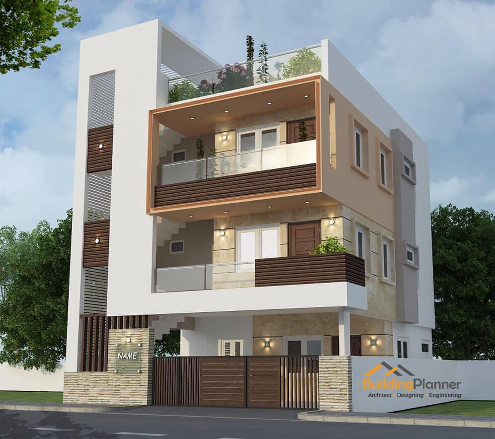 Get House Plan Floor Plan 3D Elevations online in