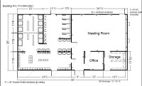 Floor Plans For Commercial Modular Buildings - Restroom ...