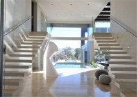 Minimalist Modern Wooden Staircase Designs , Floating ...