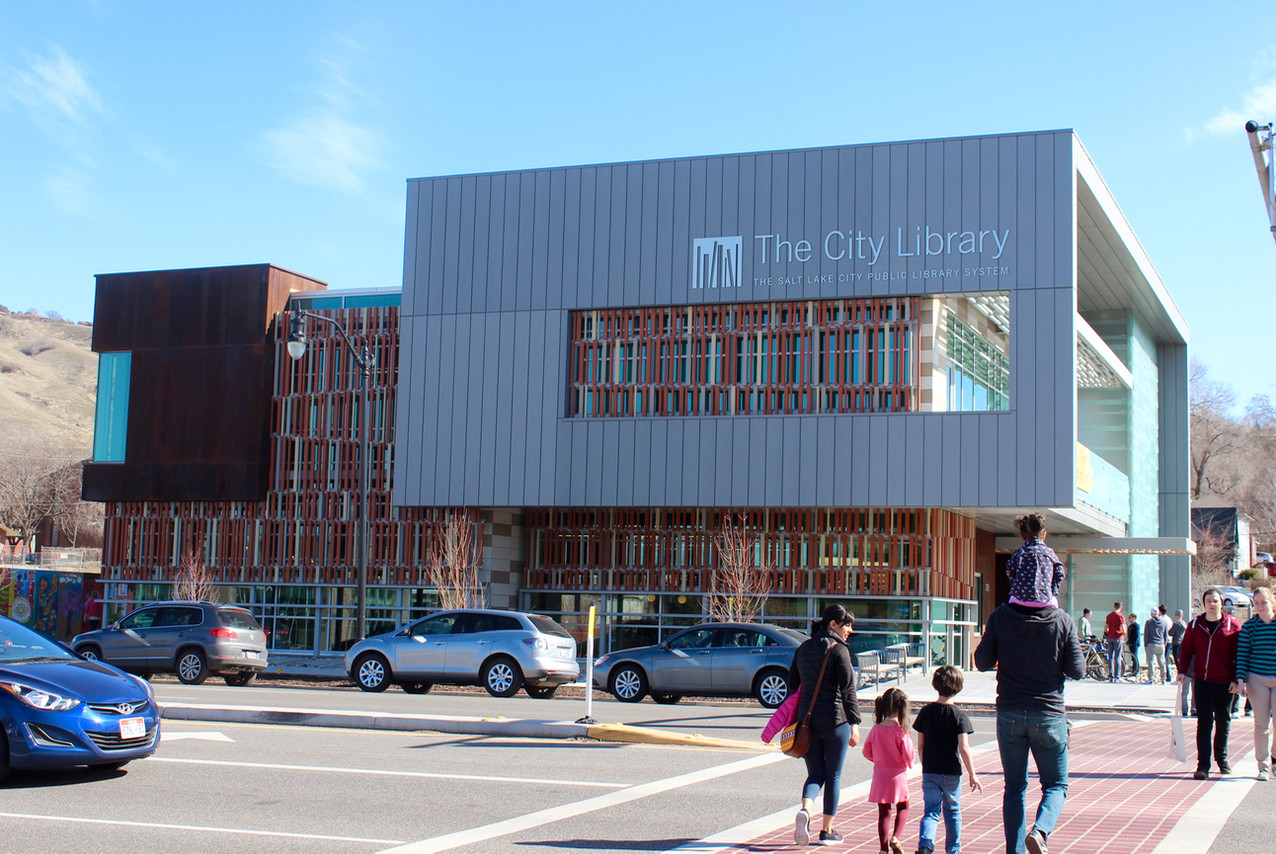 New library a sign of an evolving Marmalade - Building Salt Lake