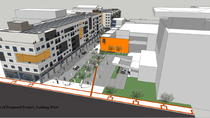 paperbox proposal will include affordable housing