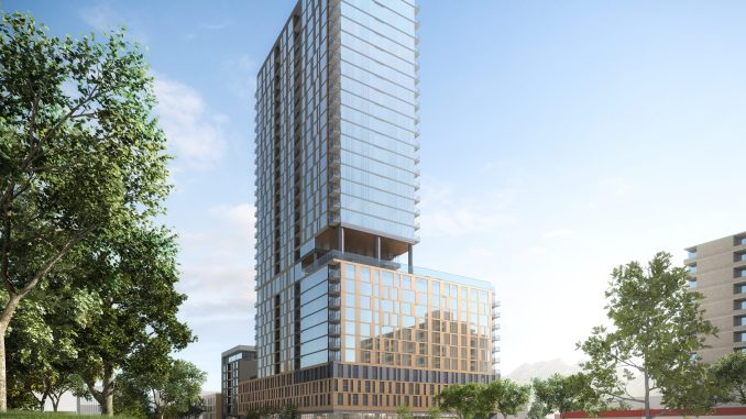 Here S The Next Skyscraper Coming To Downtown In Salt Lake City S Boom