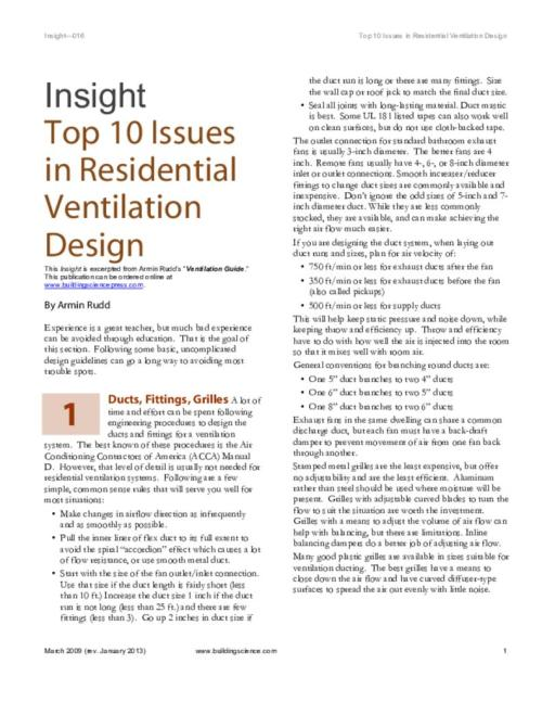 small resolution of bsd 016 top ten issues in residential ventilation design