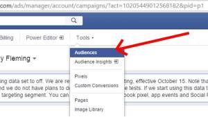 Facebook Targeting Strategy