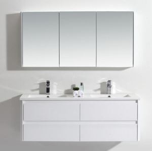 Bathroom Vanity and Cabinet Set BGSS079A-1500