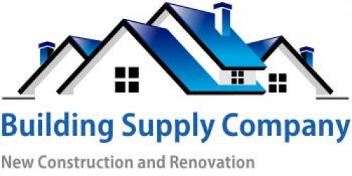 Building Supply Company Logo