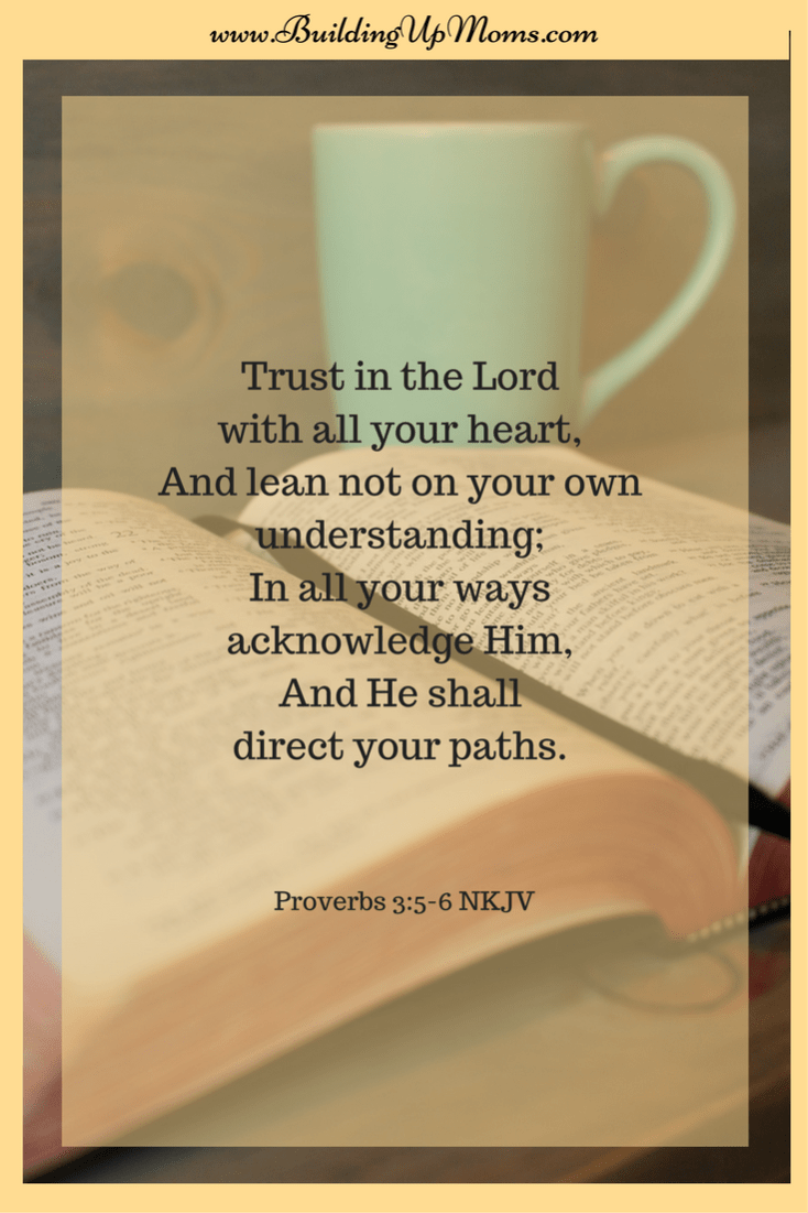 Don't let FOMO rule your life. Proverbs 3:5-6 reminds us to trust in the Lord and He will direct our paths.