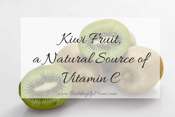 Managing Health in Our Larfe Family includes using natural means like eating kiwis!