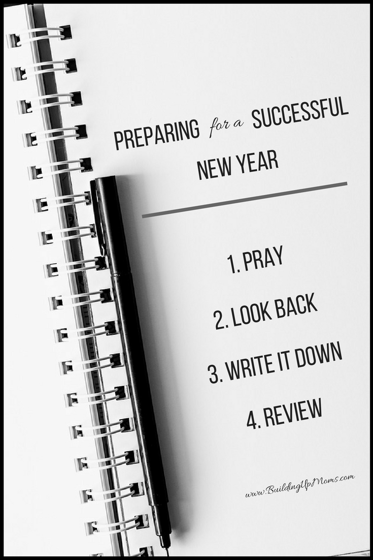 4 tips for preparing for the new year