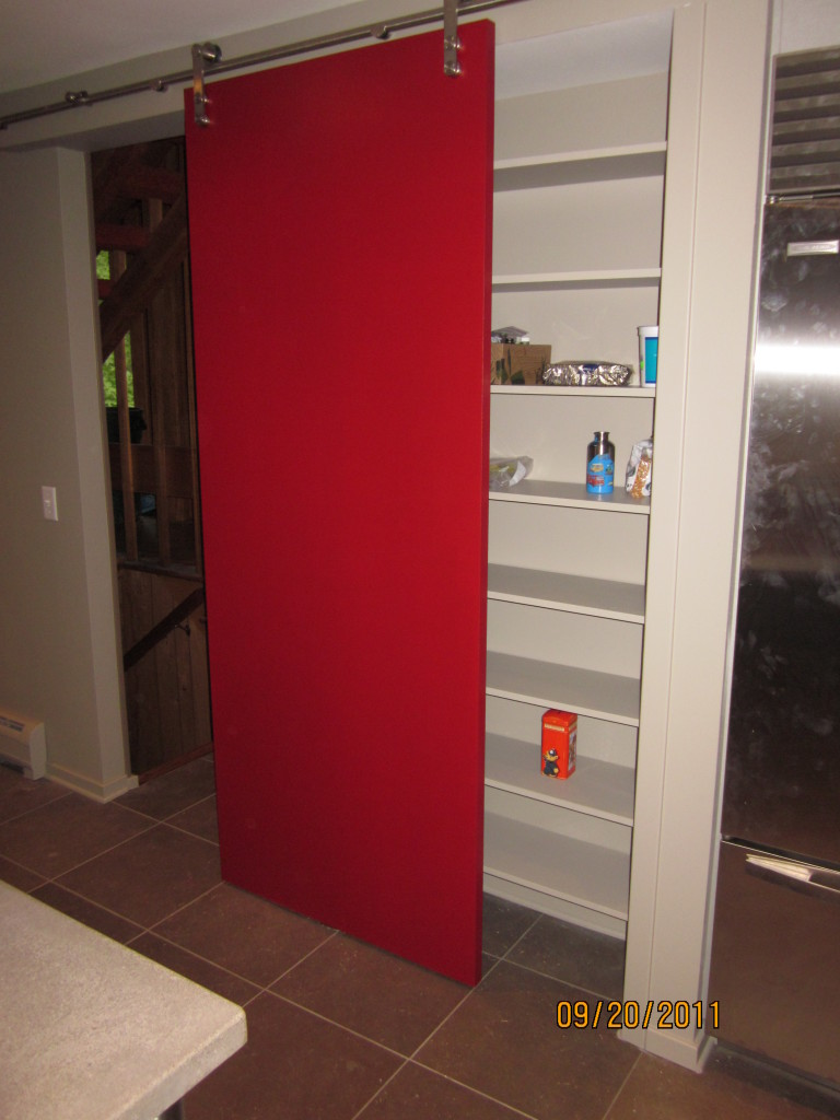 Sliding Barn Door Project Gallery  Contractor