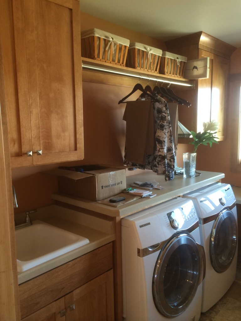 Laundry Room Remodel   Home Remodeling Contractor   Oconomowoc WI
