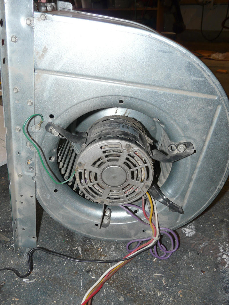 Wiring Diagram On Wiring Diagram For Nordyne Furnace Fan Motor
