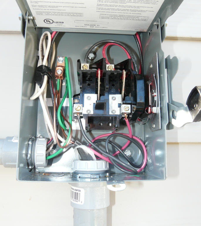 home circuit breaker box diagram leeson wiring diy pv system installation --