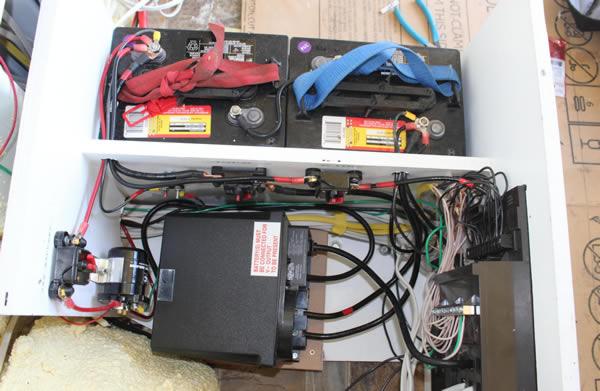 Wiring Diagram Caravan Solar Panel Promaster Diy Camper Van Conversion Electrical
