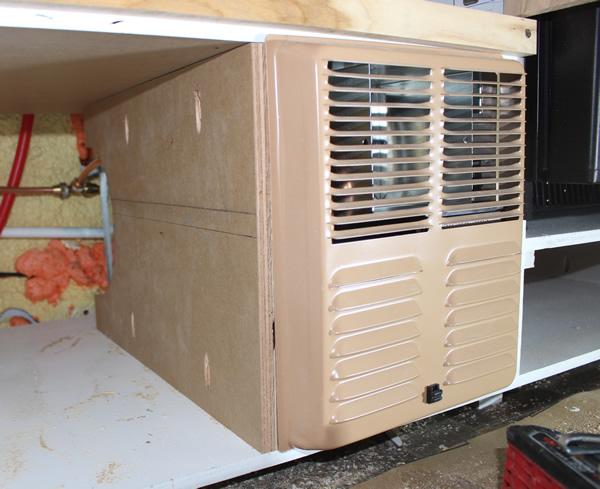 ProMaster DIY Camper Van Conversion