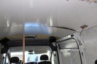 ProMaster DIY Camper Van Conversion -- Paneling