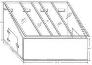 Solar Lumber Kiln Plans