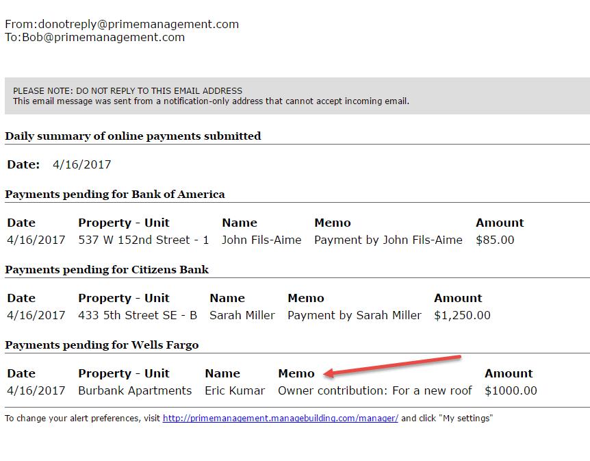 Owner Contributions | Buildium Software Feature Updates