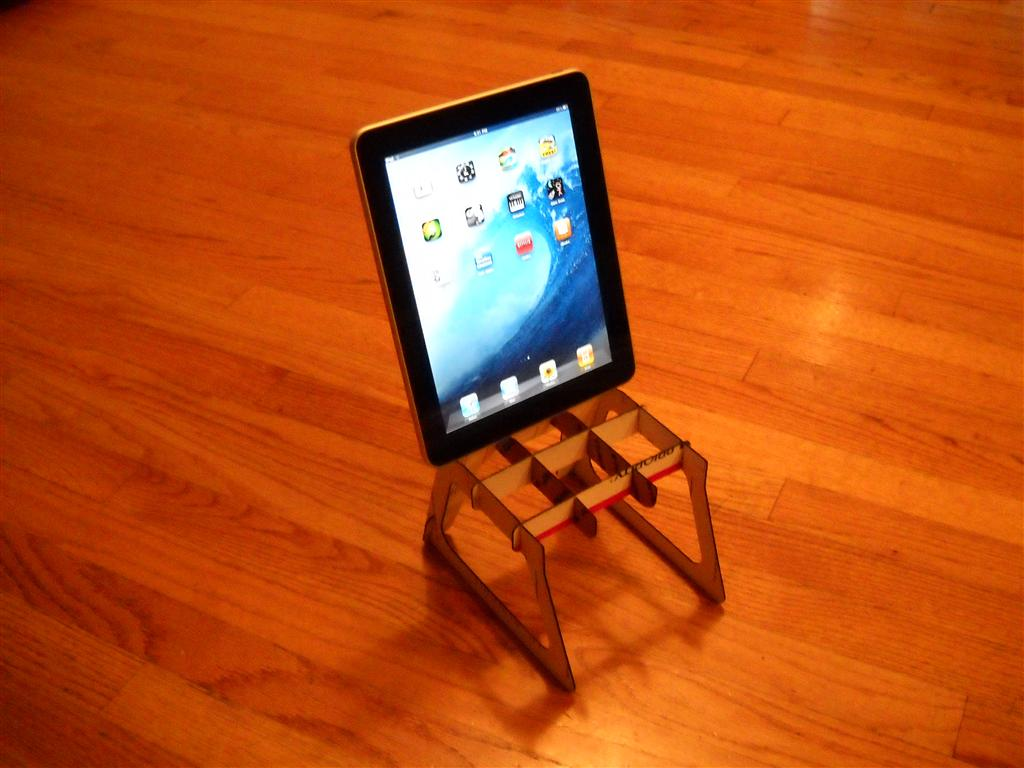 ipad stand for chair leather guest chairs the at buildlog net blog