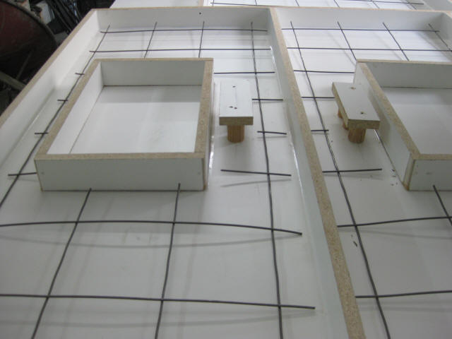 do it yourself concrete countertops