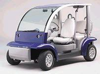 Ford Think 2002 Electric Car
