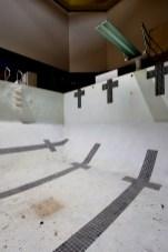 Diving Board - John H. Lewis Complex