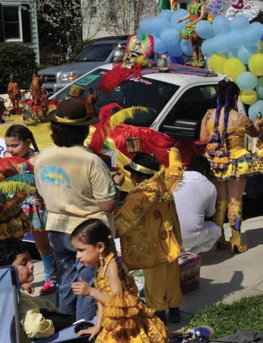 Oruru Carnival Preparations